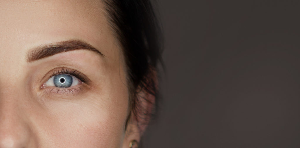 Makijaż permanentny brwi