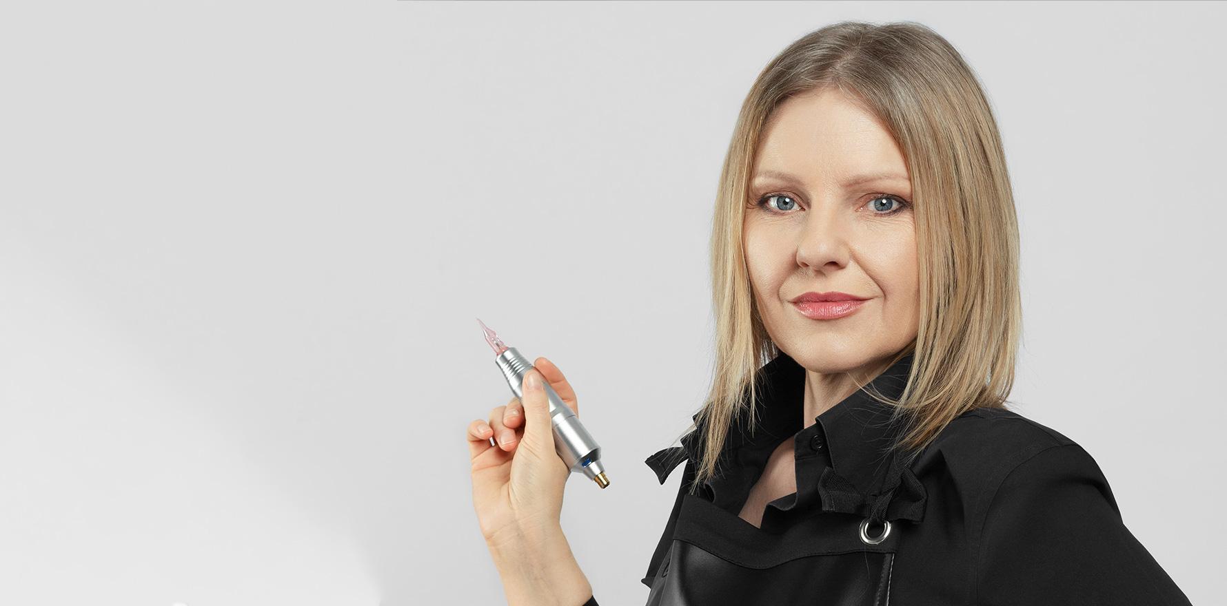Makijaż permanentny Pani Salon